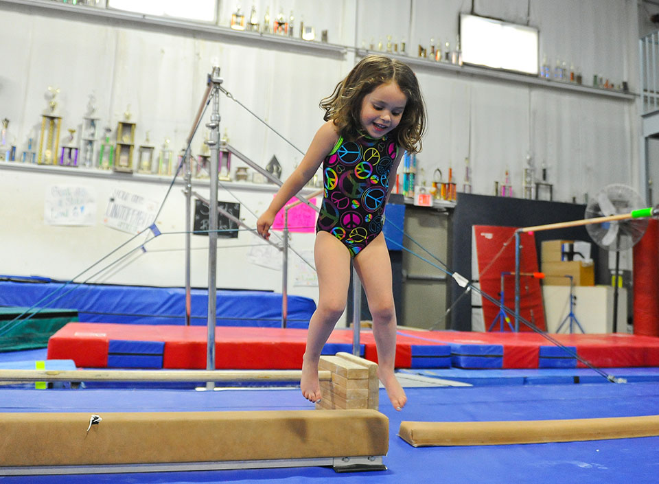 Preschool Gymnastics For Kids